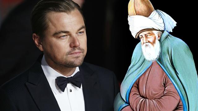 DiCaprio 'Mevlana'yı mı oynayacak?