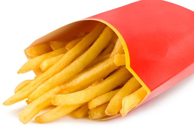 McDonalds patatesi evde nasıl yapılır?