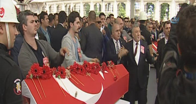 Şehit cenazesinde Kılıçdaroğlu'na büyük tepki
