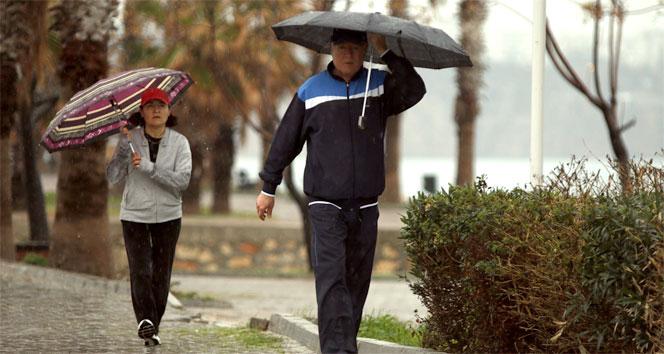 08 Haziran 2016 yurt genelindeki hava durumu