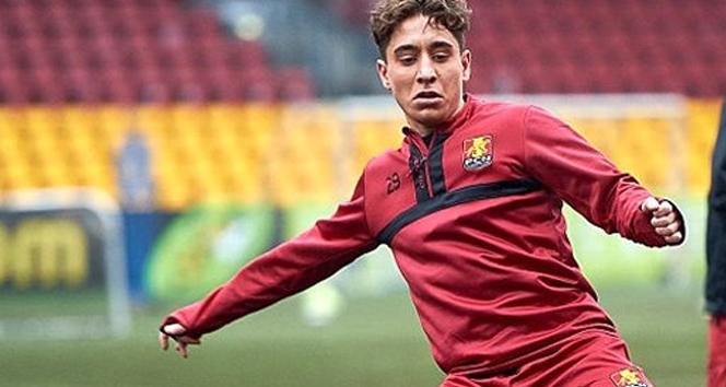 Emre Mor, UEFA'nın o listesinde