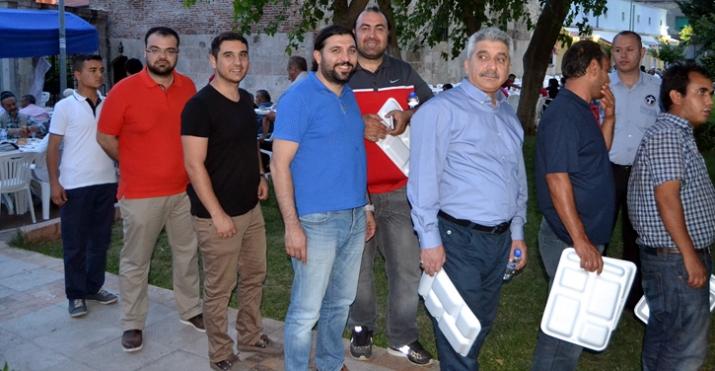 TÜMSİAD'dan yüz güldüren proje