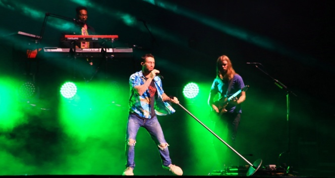 Maroon 5, EXPO 2016'yı salladı