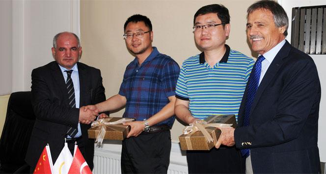 Çinliler Türk kirazı için ilk adımı attı