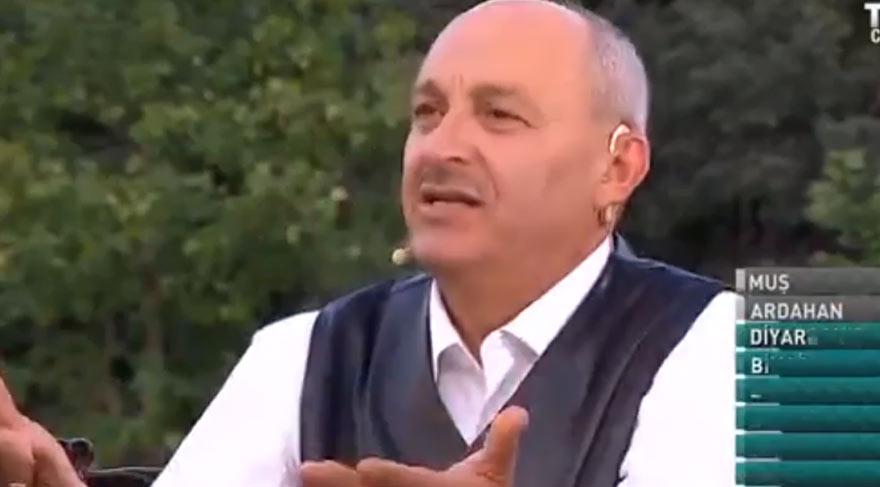 Mustafa Aşkar özür diledi