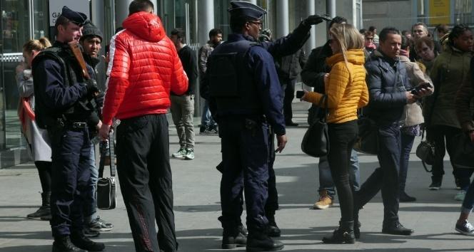 Belçika ve Fransa'da terör alarmı