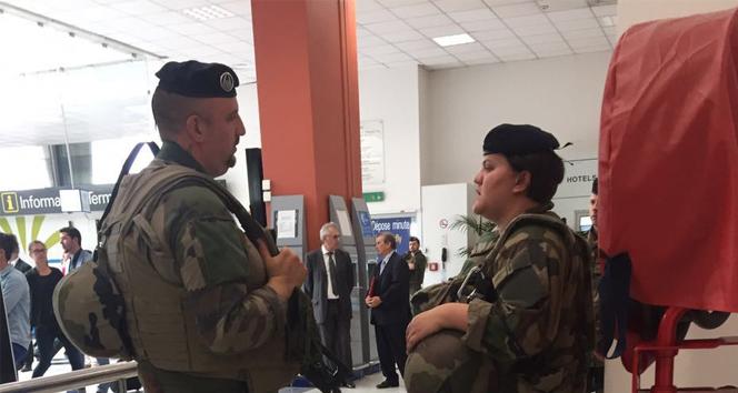 Fransa'da terör korkusu devam ediyor