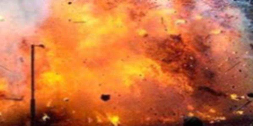 Mardin, Nusaybin'de Patlama: 1 Ölü, 2 Yaralı