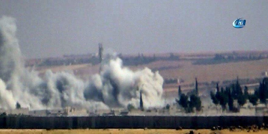 Süriye'de çatışmalar hala devam ediyor!
