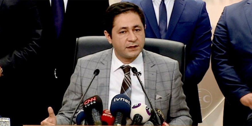 MHP kongresine yürütmeyi durdurma kararı alındı!