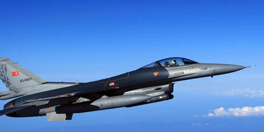 Kuzey Irak'a düzenlenen hava harekatı başarıyla bitti
