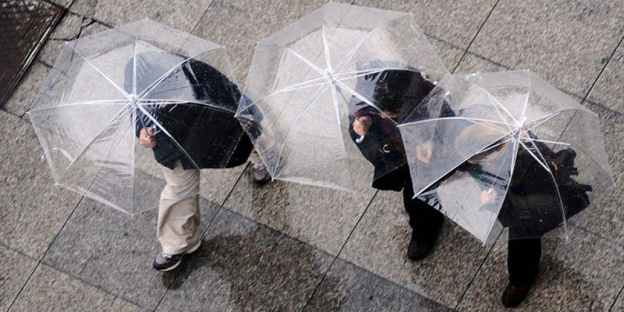 Meteoroloji'den 4 il için yağış uyarısı