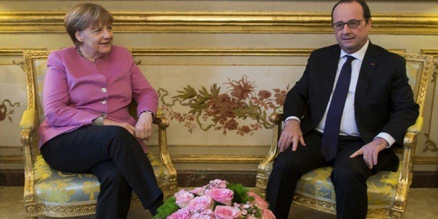 Almanya ve Fransa'dan tam ittifak!