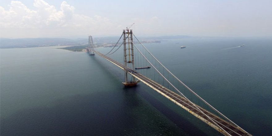 Osmangazi Köprüsü açılışa hazır! Büyük gün..