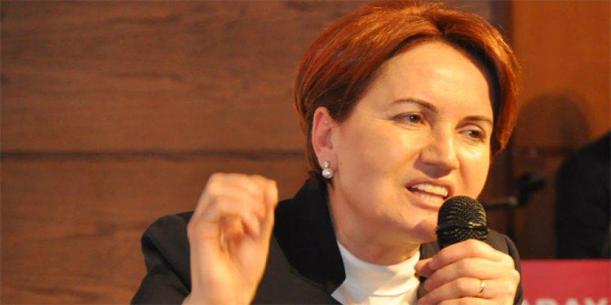 MHP'de Meral Akşener'e büyük şok!