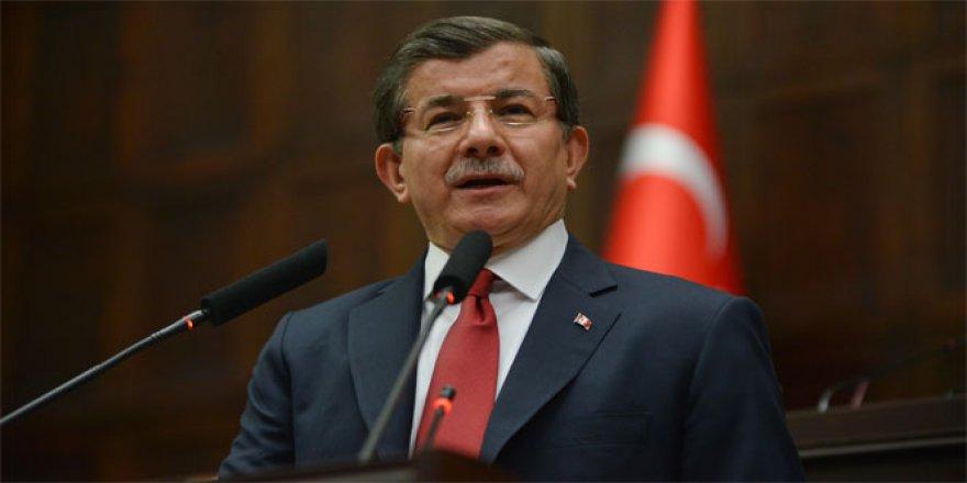 Davutoğlu örtülü ödenek iddialarına yanıt verdi