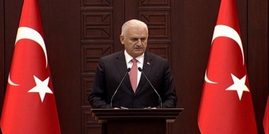Başbakan Yıldırım: 'Güvenlik zafiyeti yok'