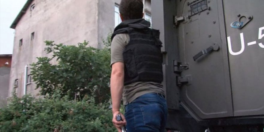 İstanbul Pendik'te terör operasyonu!