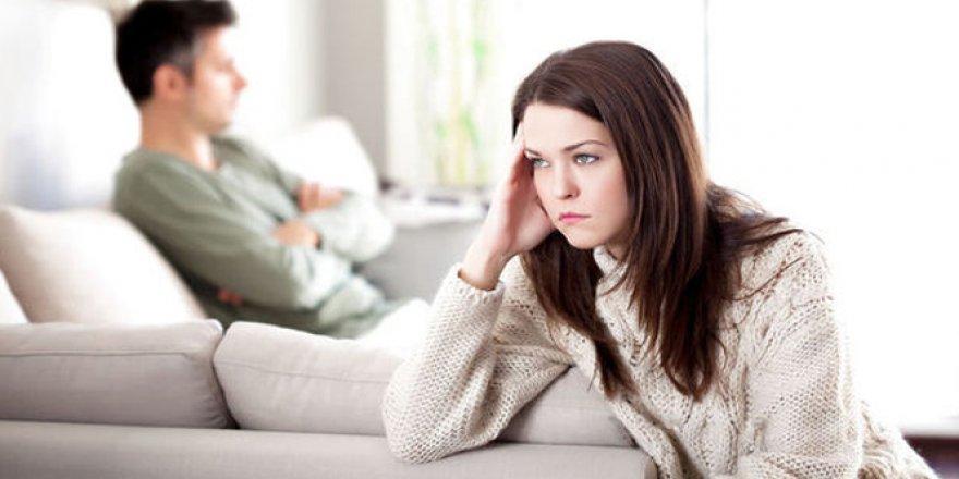 Evliliği bitiren o nedenlere dikkat!