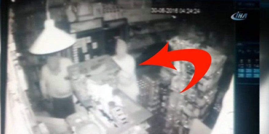 Beşiktaş'ı ayağa kaldıran hırsızlar