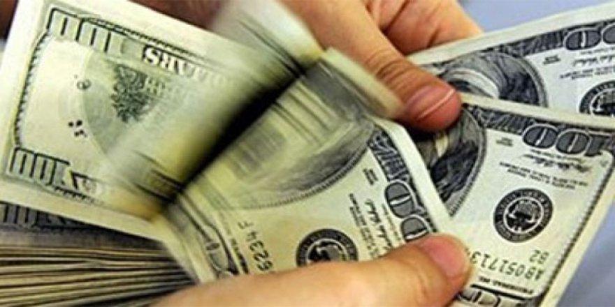 Türkiye'nin dış borcu tam 412 milyar dolar!