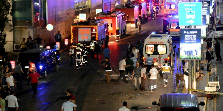 Havalimanı'ndaki terör saldırısında ölenlerin sayısı 44'e yükseldi