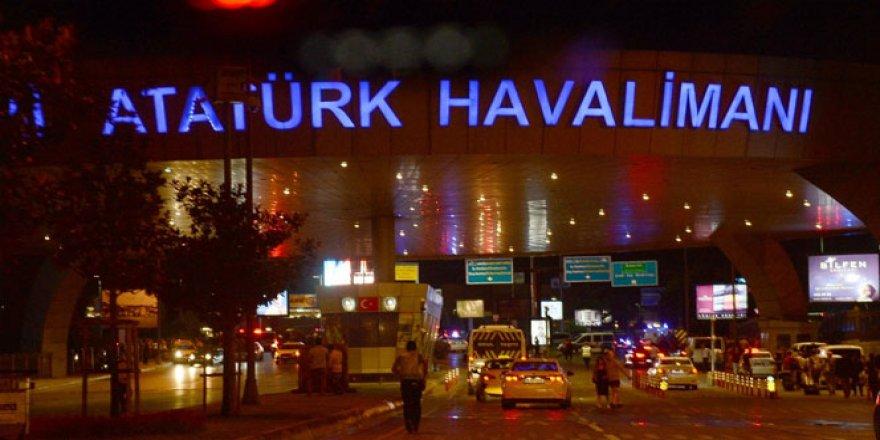 Havalimanı saldırısıyla ilgili 11 kişi gözaltına alındı