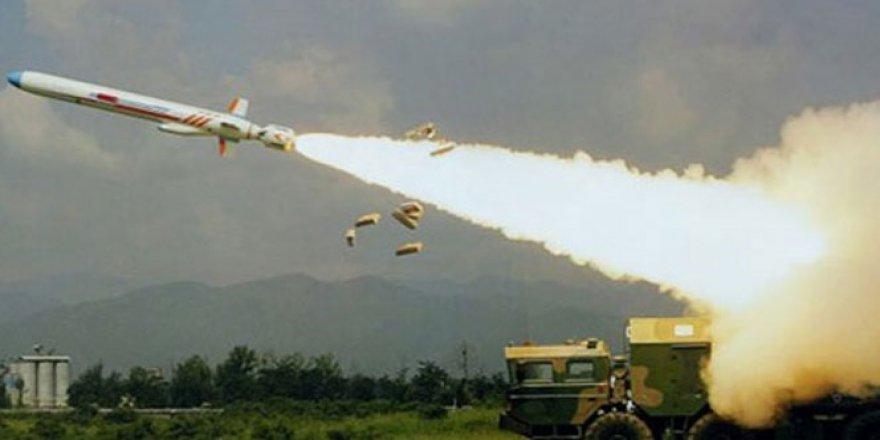 Tayvan'dan Çin'e süpersonik füze!