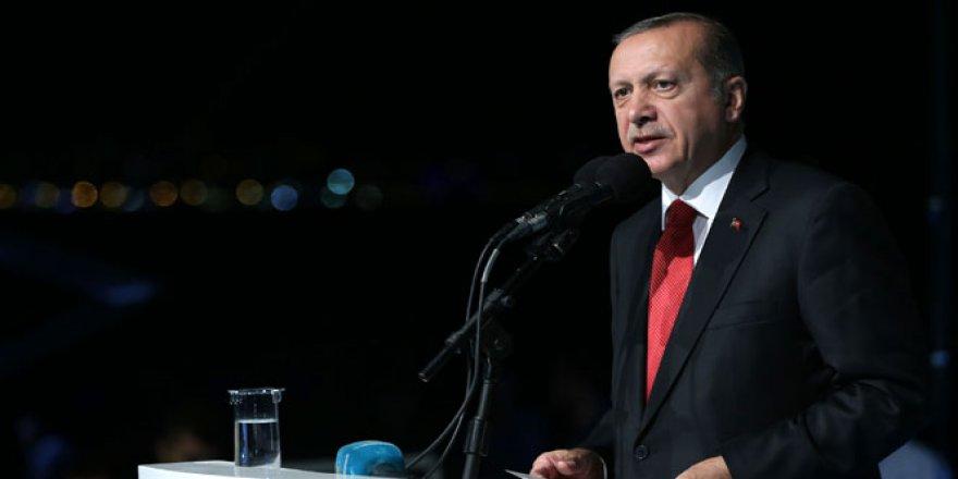 Erdoğan'dan, Akar'a Başsağlığı Telgrafı