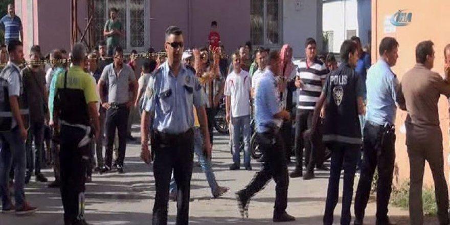 Reyhanlı'da bir evde patlama: 2 yaralı!