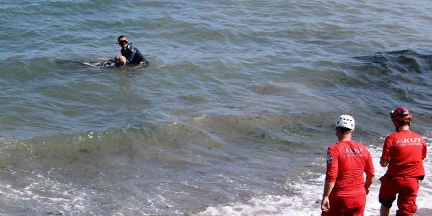 Marmara Denizi açıklarında ceset bulundu!