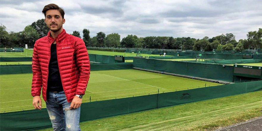 Wimbledon'da bir İzmirli!