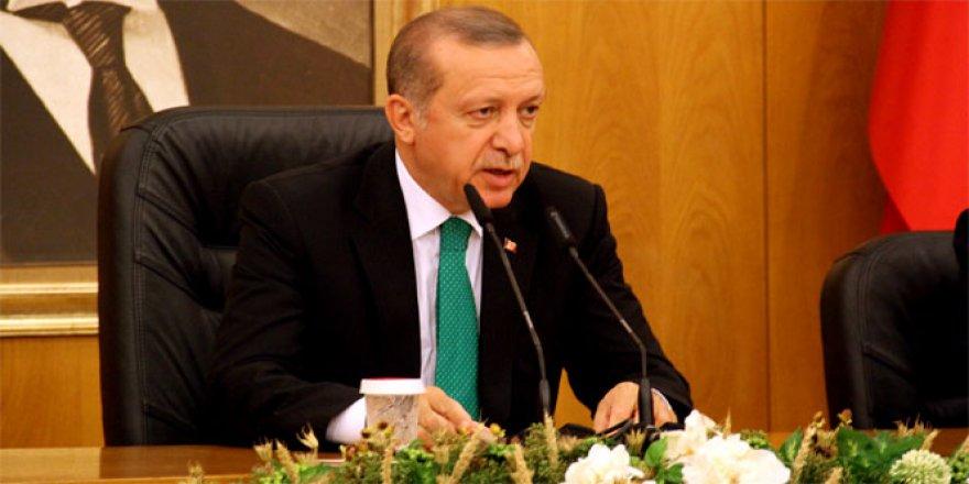 Cumhurbaşkanı Erdoğan: 'Suriye haritadan siliniyor' dedi