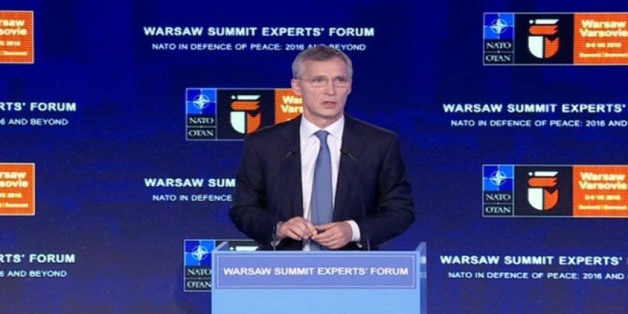 Jens Stoltenberg: 'Soğuk savaş tarihtir ve tarihte kalmalı'!