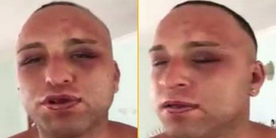 Survivor Taner'i 15 kişi dövdü!