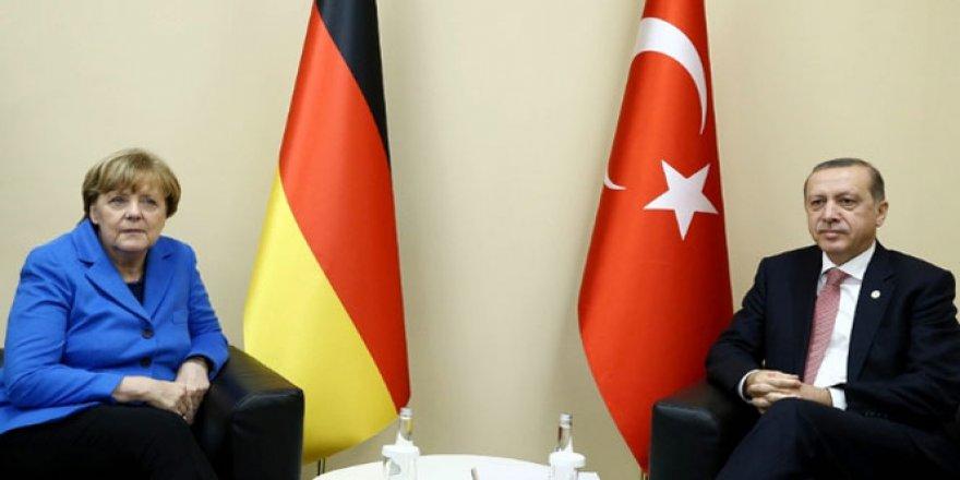 Erdoğan ve Merkel buluşması: Uzlaşma sağlanamadı