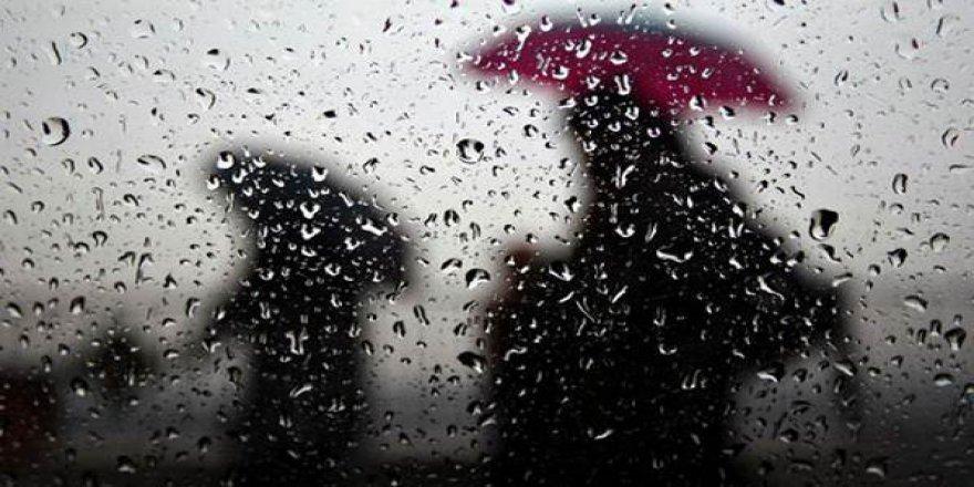 7 il için yağış uyarısı geldi