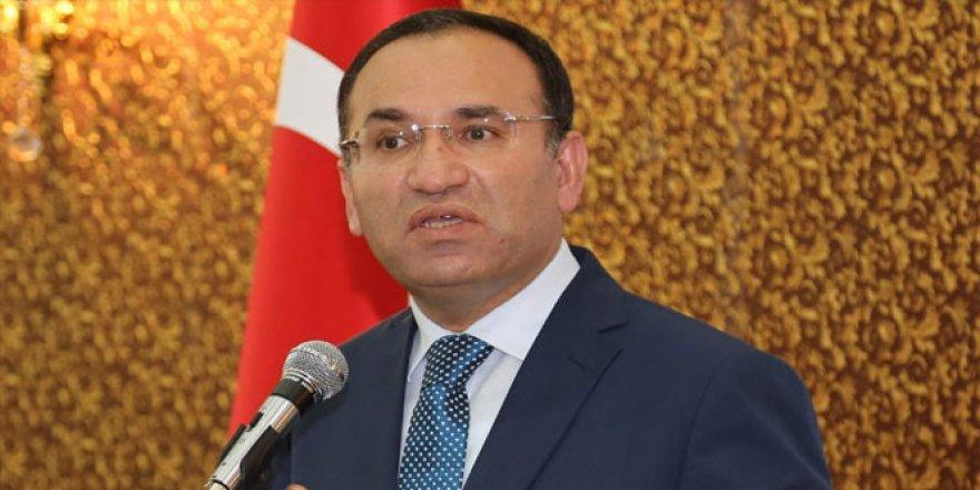 Adalet Bakanı çok sert tepki gösterdi