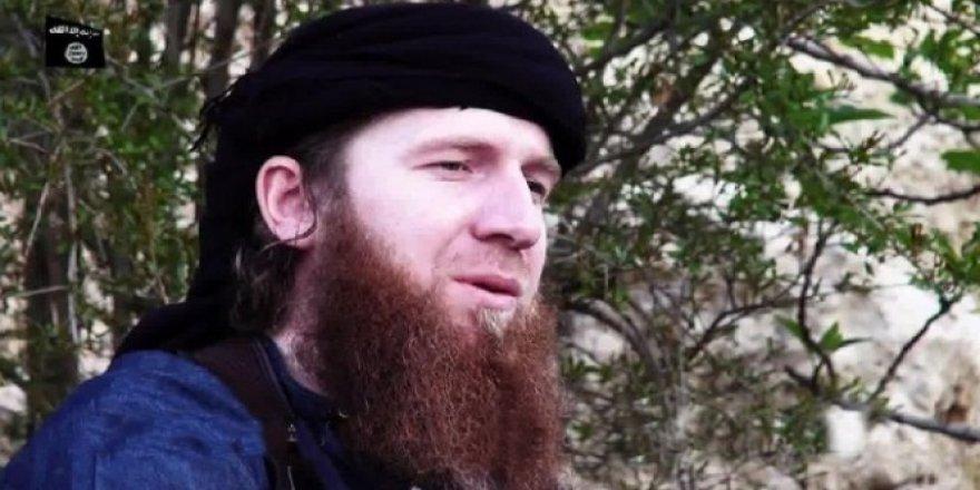 DAEŞ, üst düzey komutanlarından Şişhani'nin öldürüldüğü duyuruldu!