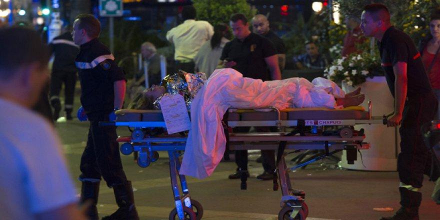 Fransız Medyası: 'Nice saldırganı Tunuslu Bouhlel'