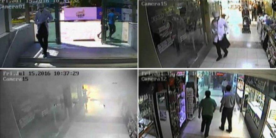 Kırşehir'de havai fişekli meşaleli soygun girişimi