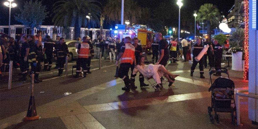 Nice'de gerçekleşen saldırıda ölenlerin 3'ü Alman