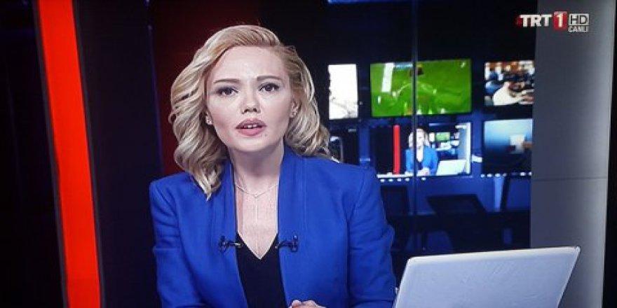 Darbe metni TRT ekranında okundu