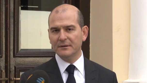 İçişleri Bakanı Soylu, İsmet Sezgin İçin Taziye Mesajı Yayımladı