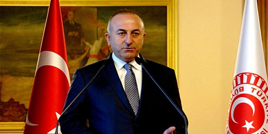 Çavuşoğlu: 'Askerlerin derhal teslim edilmesini istedik'