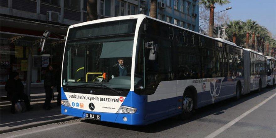 Darbe girişimine karşı 'Büyükşehir Otobüsleri Ücretsiz'