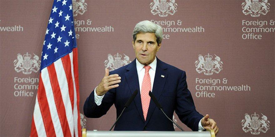John Kerry: Gülen'in iadesi ile ilgili resmi bir talepte bulunulmadı