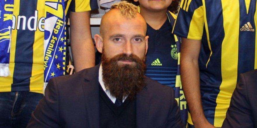 Fenerbahçe'nin yıldıızı Meireles veda etti!
