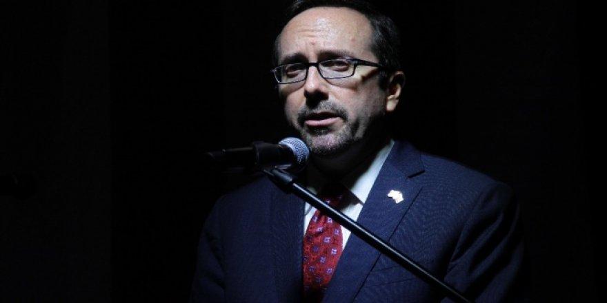 ABD Büyükelçisi Bass'dan Gülen açıklaması