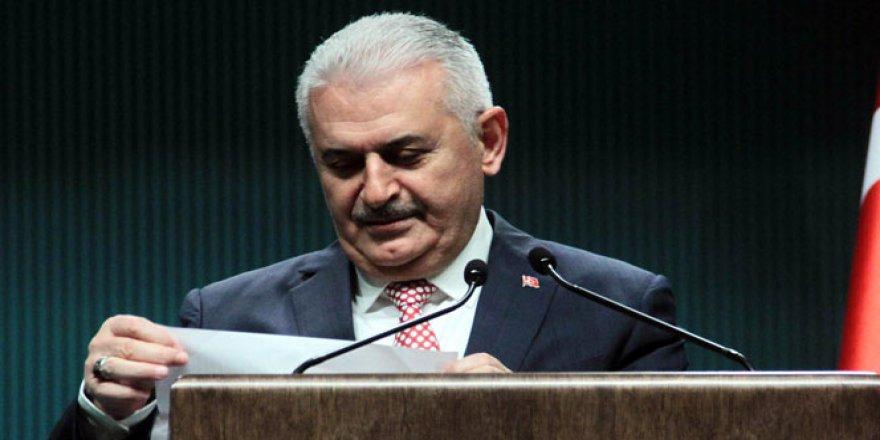 Başbakan Yıldırım, Bahçeli ve Kılıçdaroğlu ile görüşecek